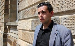 Jonathan Delay, victime d'agressions sexuelles par ses parents, a témoigné ce mercredi devant la cour d'assises pour mineurs d'Ille-et-Vilaine  face à Daniel Legrand, acquitté de l'affaire Outreau.