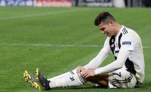 Cristiano Ronaldo pourrait manquer le quart de finale aller de Ligue des champions face à l'Ajax Amsterdam.
