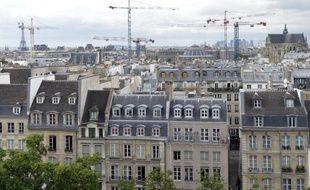 Les prix de l'immobilier ancien confirment leur tendance à la baisse au niveau national, perdant 0,9% au troisième trimestre, selon une étude du réseau immobilier Guy Hoquet.