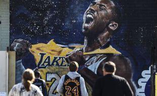 Kobe Bryant est décédé dans un crash d'hélicoptère, fin janvier 2020