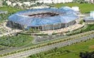 La construction du Grand Stade doit débuter au printemps.