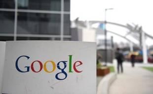 Le campus Google de Mountain View en Californie.