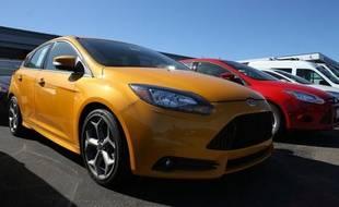 La berline compacte Focus de Ford a été l'an dernier la voiture la plus vendue au monde, s'est félicité le constructeur automobile américain mardi dans un communiqué.