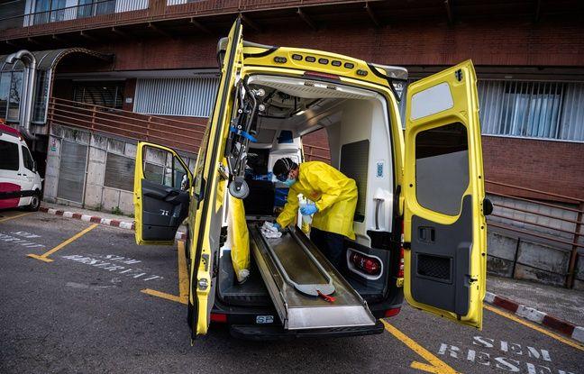 Coronavirus: Nouvelle hausse des décès en Espagne, mais la tendance reste à la baisse