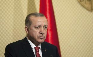 Le président turc Recep Tayyip Erdogan.