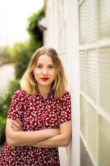 Coralie Lemke, journaliste et autrice de Ma santé, Mes données qui sort jeudi 16 septembre 2021.
