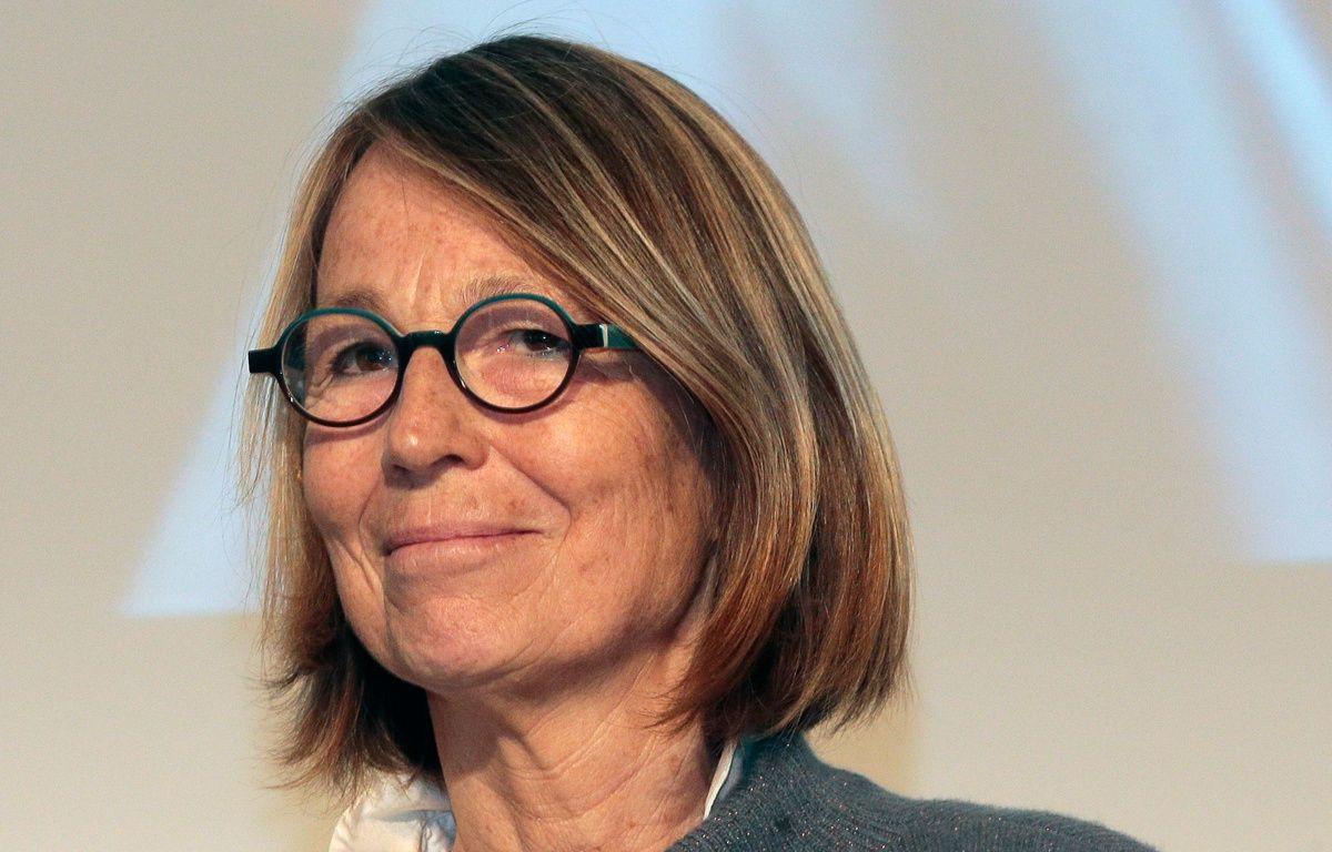 L'éditrice Françoise Nyssen est la nouvelle ministre de la Culture. – J. Demarthon / AFP