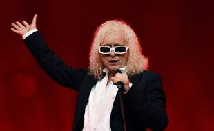 Michel Polnareff en concert le 30 avril 2016 à Epernay.