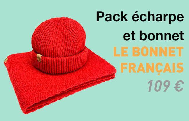 Pack écharpe et bonnet, Le Bonnet Français