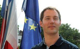 L'astronaute français Thomas Pesquet, photographié ici le 20 mai 2009.