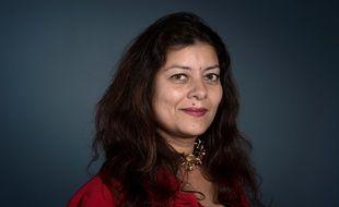 Sandra Muller, le 14 mars 2018.