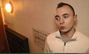 Boris le héros. Capture d'écran Stras TV Strasbourg