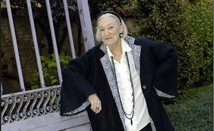Hélène Duc au festival de Sarlat le 10 novembre 2005