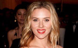 Scarlett Johanssonle 7 mai 2012.