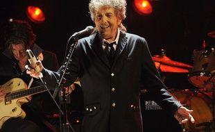 Bob Dylan, prix Nobel de littérature