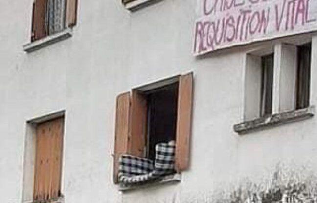 Un hôtel dans les Cévennes occupés par une quinzaine de personnes