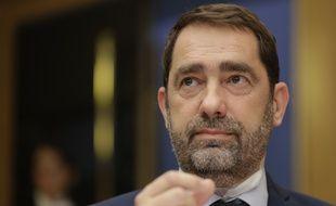 Christophe Castaner, devant la commission d'enquête du Sénat