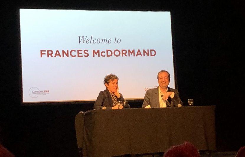 Frances McDormand: « Je refuse les autographes et les selfies mais je suis prête à parler aux gens »