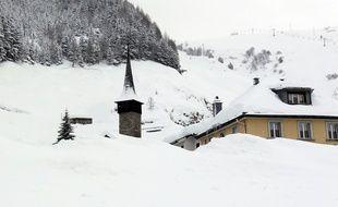 Le village d'Andermatt, en Suisse (illustration).