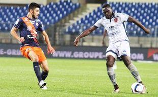 De retour de blessure, Morgan Sanson est réintégré petit à petit dans l'équipe de Montpellier.