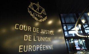 La Cour de justice de l'Union européenne est située à Luxembourg, au Luxembourg. (illustration)