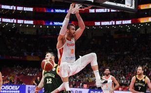 Victor Claver et l'Espagne sont en finale de la Coupe du monde de basket.