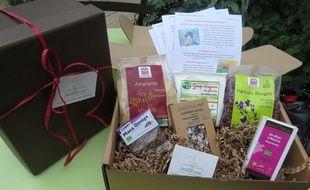 Ecolili, créée à Saint-Herblain, est la première box bio