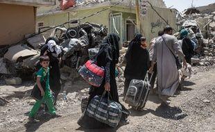 Les forces irakiennes reprennent du terrain sur Daech.