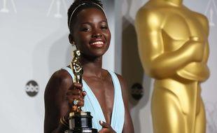 Lupita Nyong'o, Oscar de la meilleure actrice dans un second rôle en 2014