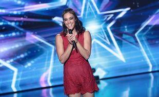 Emi Vauthey, finaliste de la 14e saison de La France a un incroyable talent.