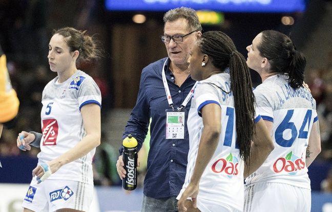 Mondial de handball: Les Bleues, battues par la Corée du Sud, se ratent pour leur entrée