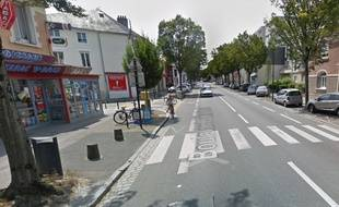 L'accident mortel a eu lieu vers 7h du matin boulevard Jules Verne à Nantes