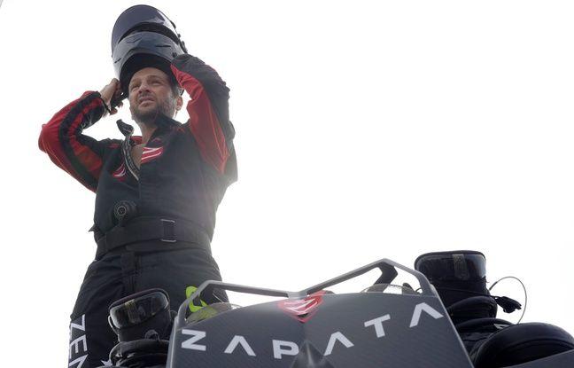 VIDEO. Marseille: Annoncé pour 2020, le projet de voiture volante de Franky Zapataest-il crédible ?