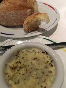 Le beurre aux algues de Bordier