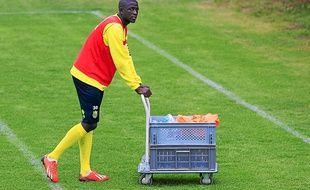 L'affaire Abdoulaye Touré (en photo) a coûté les trois points au FCN pour le moment