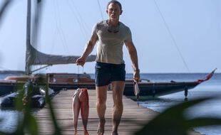 Daniel Craig dans  «Mourir peut attendre» de Cary Joji Fukunaga