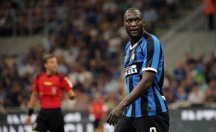 Romelu Lukaku déjà confronté au racisme en Serie A.