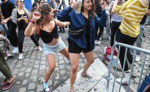 La Fâte de la Musique 2020 avait tout de même réservé quelques moments de danse