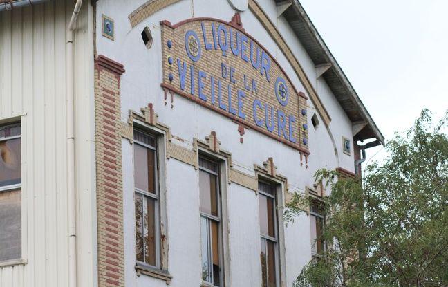 Le bâtiment de la distillerie La Vieille Cure, à Cenon, sera entièrement réhabilité dans le cadre du projet Food Factory