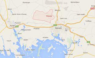Le drame s'est déroulé vendredi en fin d'après-midi à Plescop, près de Vannes.