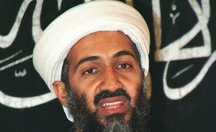 Oussama Ben Laden, en 1998.