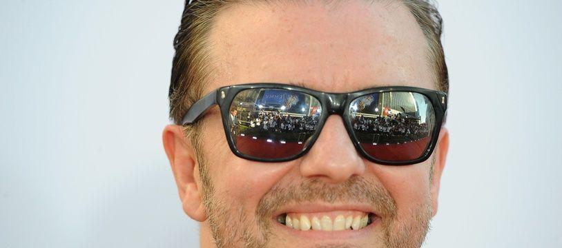 L'acteur Ricky Gervais