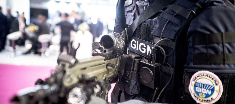 Un membre du GIGN (illustration)