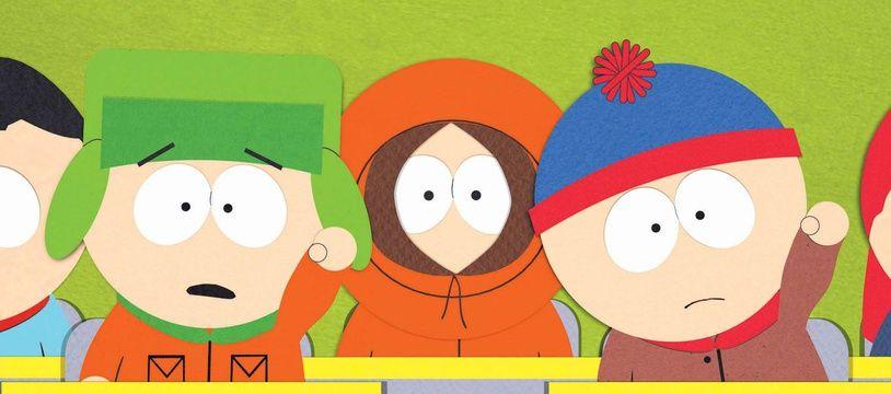 la série «South Park» est diffusée depuis déjà 22 saisons, et son intégrale est maintenant disponible sur Amazon Prime Video