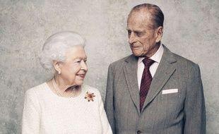 anniversaire de mariage de la reine