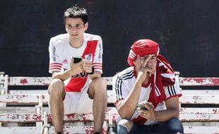 Les supporters de River Plate peuvent attendre