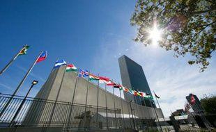 Le siège de l'Onu, à New York