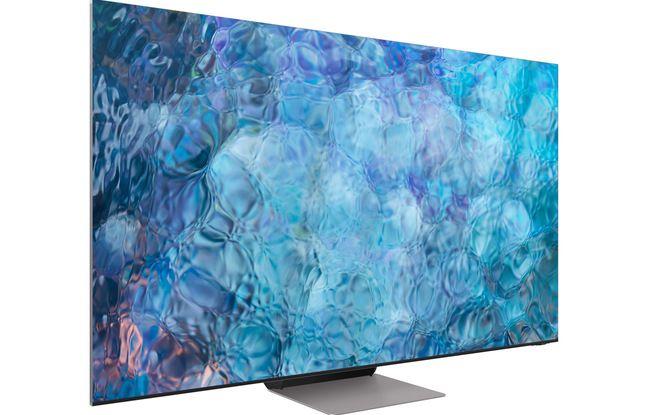 Le téléviseur 8K de Samsung reste inaccessible, mais possède des arguments pour faire rêver.