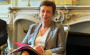Nicole Klein, préfète de la région Pays de la Loire et du département de Loire-Atlantique.