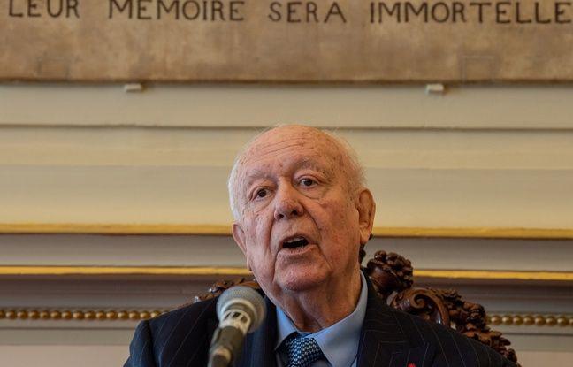 Marseille: «J'espère que j'irai jusqu'au bout», les vSux de Jean-Claude Gaudin ressemblent à une fin de règne